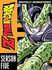 Dragon Ball Z:Season Five - (Region 1 Import DVD)