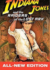 Indiana Jones and the Raiders of the Lost Ark - (Region 1 Import DVD)