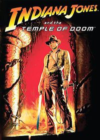 Indiana Jones and Temple of Doom Se - (Region 1 Import DVD)