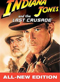 Indiana Jones and Last Crusade Se - (Region 1 Import DVD)
