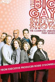 Big Gay Sketch Show:Complete First Se - (Region 1 Import DVD)