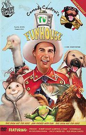 Comedy Central's TV Funhouse - (Region 1 Import DVD)