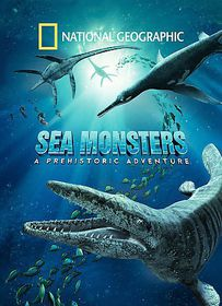 Sea Monsters - (Region 1 Import DVD)