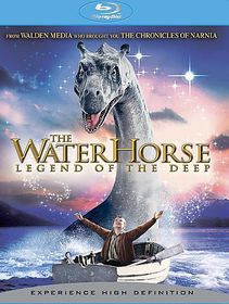 Water Horse:Legend of the Deep - (Region A Import Blu-ray Disc)