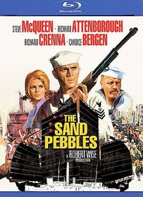 Sand Pebbles, The - (Region A Import Blu-ray Disc)