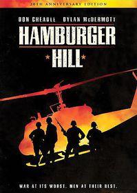 Hamburger Hill - (Region 1 Import DVD)