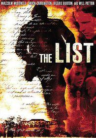 List - (Region 1 Import DVD)