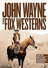 John Wayne:Fox Westerns Collection - (Region 1 Import DVD)