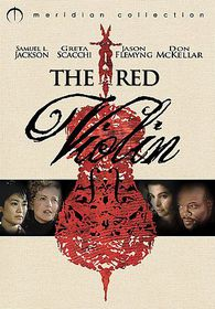 Red Violin Meridian Collection - (Region 1 Import DVD)