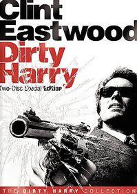 Dirty Harry - (Region 1 Import DVD)