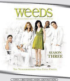 Weeds Season 3 - (Region 1 Import Blu-ray Disc)