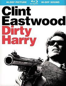 Dirty Harry - (Region A Import Blu-ray Disc)