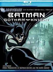 Batman:Gotham Knight - (Region A Import Blu-ray Disc)