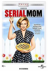 Serial Mom Collector's Edition - (Region 1 Import DVD)