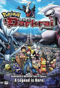 Pokemon Movie 10:Rise of Darkrai - (Region 1 Import DVD)