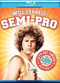 Semi Pro - (Region A Import Blu-ray Disc)