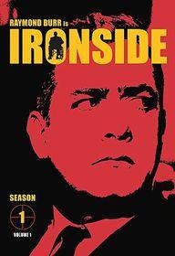 Ironside Season One Vol 1 - (Region 1 Import DVD)
