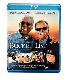 Bucket List, The - (Region A Import Blu-ray Disc)