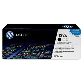 HP No. 122A Black Print Cartridge