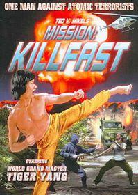 Mission:Kill Fast - (Region 1 Import DVD)