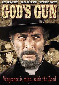 God's Gun - (Region 1 Import DVD)