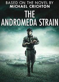 Andromeda Strain Miniseries - (Region 1 Import DVD)