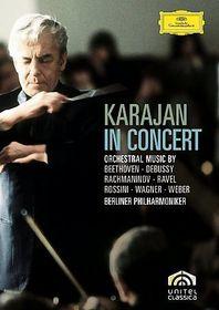 Herbert Von Karajan - Karajan In Concert (DVD)