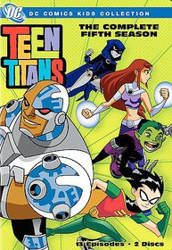 Teen Titans:Complete Fifth Season - (Region 1 Import DVD)