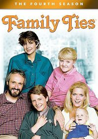 Family Ties:Fourth Season - (Region 1 Import DVD)