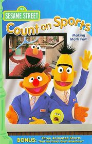Count on Sports - (Region 1 Import DVD)
