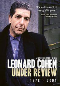 Leonard Cohen: Under Review 1978-2006 - (Import DVD)