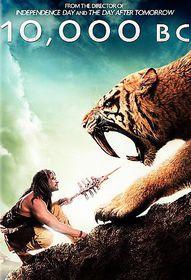 10,000 BC - (Region 1 Import DVD)