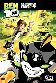 Ben 10:Season 4 - (Region 1 Import DVD)