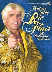 Wwe Nature Boy Ric Flair:Definitive C - (Region 1 Import DVD)
