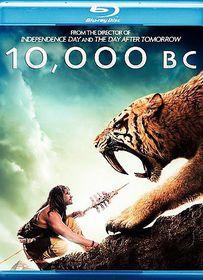 10,000 BC - (Region 1 Import Blu-ray Disc)