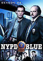 Nypd Blue Season 2 - (Region 1 Import DVD)