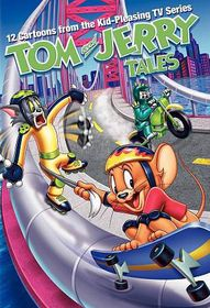 Tom and Jerry:Tales Vol 5 - (Region 1 Import DVD)