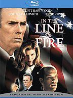 In the Line of Fire - (Region A Import Blu-ray Disc)