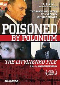 Poisoned by Polonium:Litvinenko File - (Region 1 Import DVD)