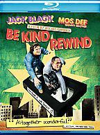 Be Kind Rewind - (Region A Import Blu-ray Disc)