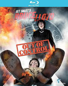 Get Smart's Bruce and Lloyd Out of Control - (Region A Import Blu-ray Disc)
