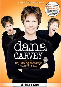 Dana Carvey:Squatting Monkeys Tell No - (Region 1 Import DVD)