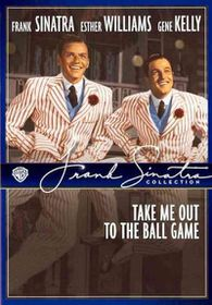Take Me out to the Ball Game - (Region 1 Import DVD)
