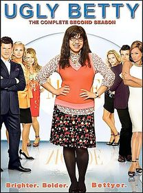 Ugly Betty:Complete Second Season - (Region 1 Import DVD)