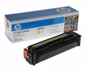 HP No.125A Yellow Toner Cartridge