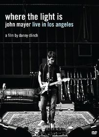 Mayer John - Where The Light Is: John Mayer Live In L.A. (DVD)