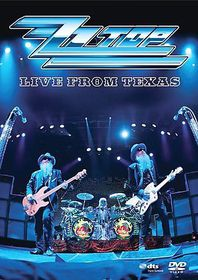 Live from Texas - (Region 1 Import DVD)