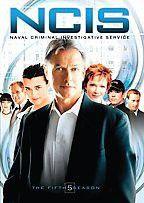NCIS : Fifth Season - (Region 1 Import DVD)