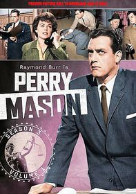 Perry Mason:Third Season Vol 1 - (Region 1 Import DVD)