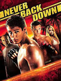Never Back Down - (Region 1 Import DVD)